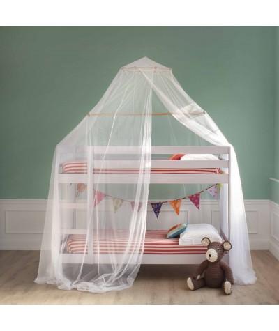 MARTA Moustiquaire pour lit superposé - une ouverture