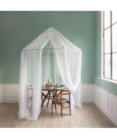 NUCCIA Octagonal Mosquito Net - four Openings