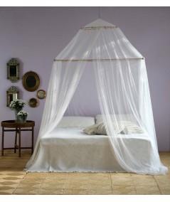 TINA zanzariera per letto matrimoniale - una apertura