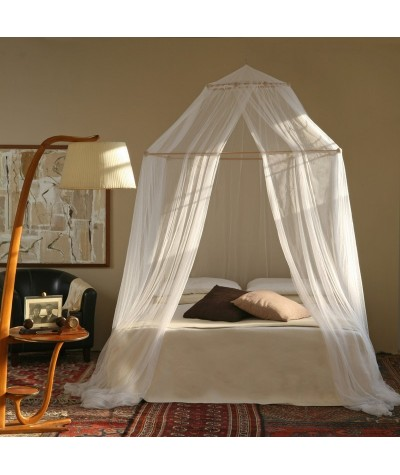 TINA  Mosquito Net for Queen Size Bed - one Opening