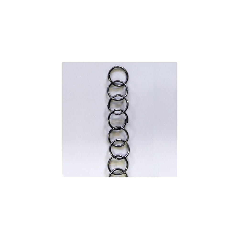 Catena anelloni in acciaio inossidabile
