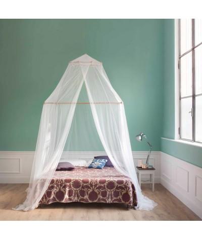 TINA Mosquiteiro para cama king size - uma abertura