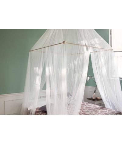 TINA zanzariera per letto matrimoniale - quattro aperture