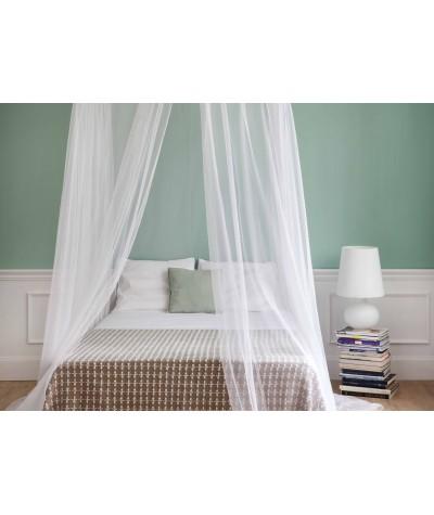 TINA moustiquaire pour lit une place et demi - une ouverture