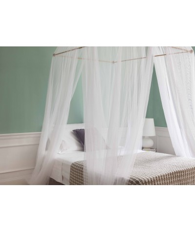 TINA  Mosquito Net for Queen Size Bed - four Openings